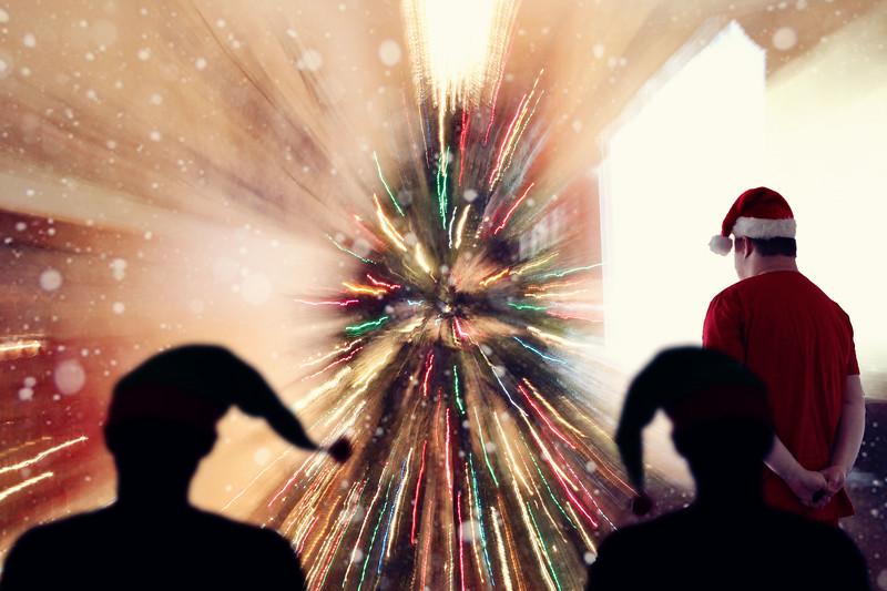 Set A Course For Christmas..... 312/365 12/9/13