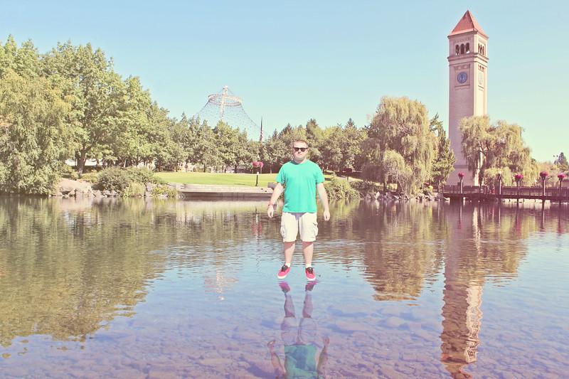 Walk On Water..... 221/365 9/9/13