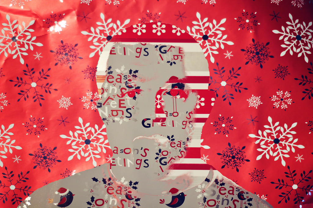 All Wrapped Up..... 311/365 12/8/13