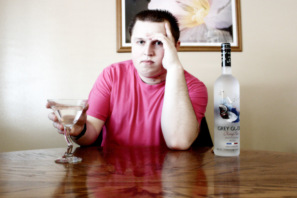 I Need A Drink.... 9/365 2/9/13
