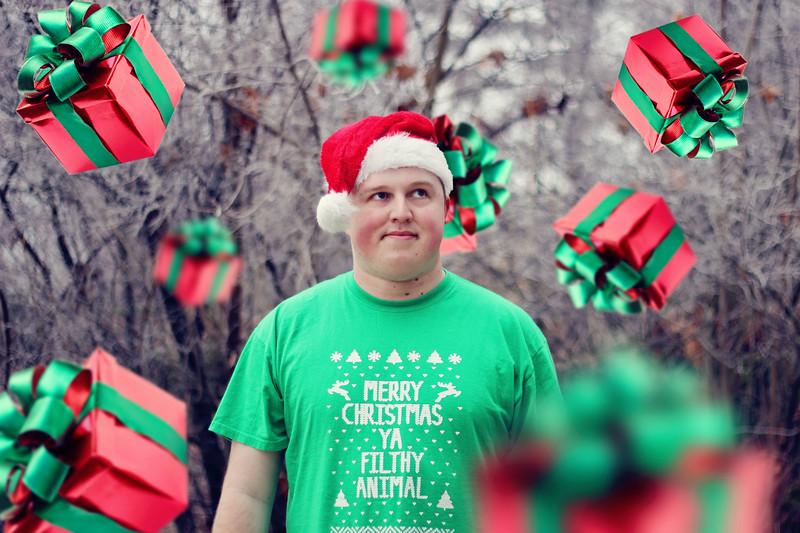 Merry Christmas Ya Filthy Animal.....