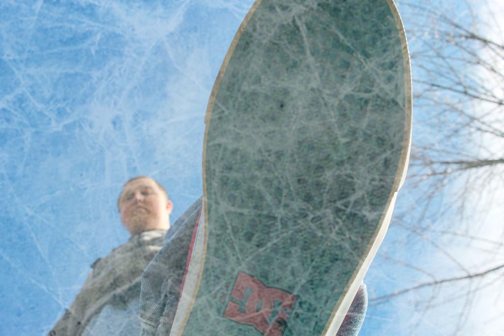 On Thin Ice..... 281/365 11/8/13