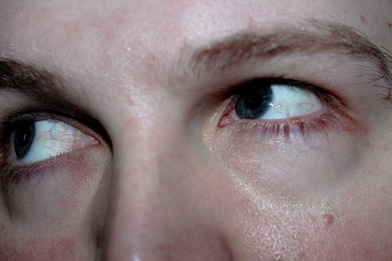 Monday Eye Roll.... 4/365 2/4/13