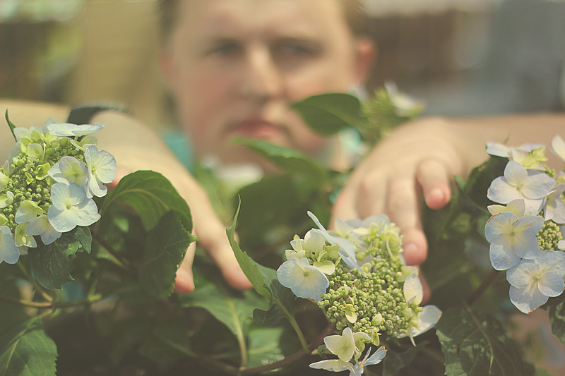 Gardening.... 114/365 5/25/13
