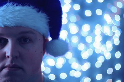 Blue Christmas..... 324/365 12/21/13