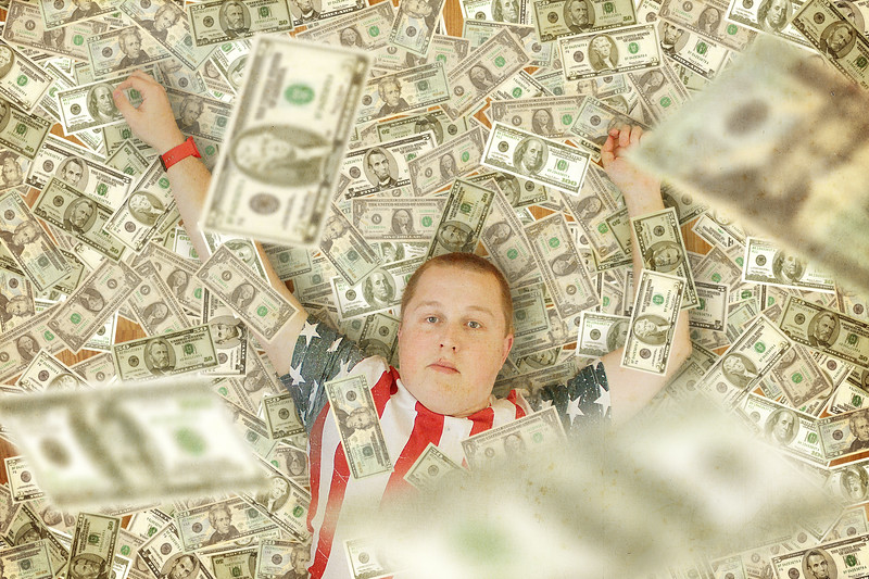 American Greed.... 246/365 10/4/13