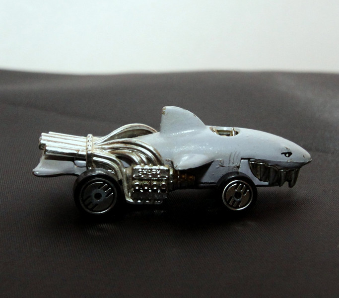 Shark Mobile V8 - Day 4 (4/01/2010)- first time using my flash that I purchased. I need a lot more practice and instructions on this.