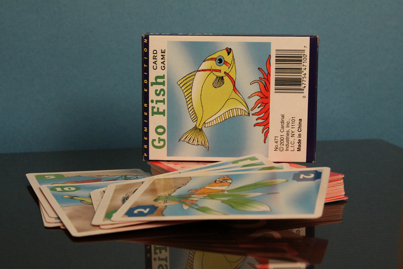 Day 24-(024/365) 365 Project.  Go Fish! I wish!