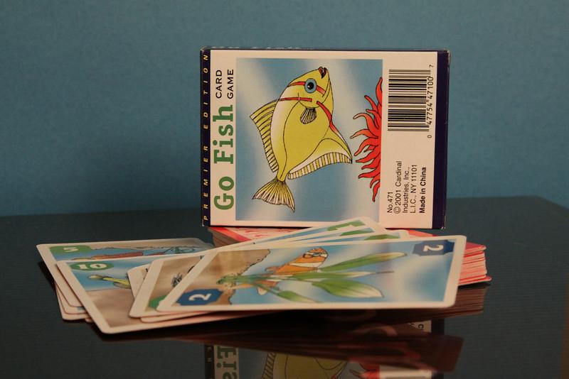 Day 24-(024/365) 365 Project.  Go Fish! I wish!