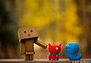 Who cut the cheese??  Okay, Danboard don't blame your farts on Ugly Dog! That's not funny...Day 320 (2010.11.16) #365Project @sharkbayte