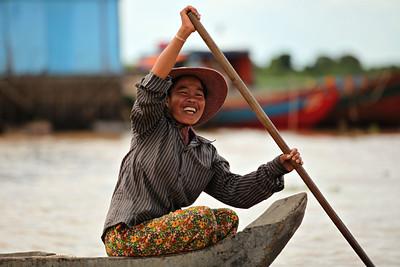 17 June 2011 Cambodia Tonle Sap