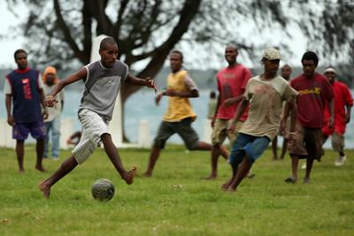 30  June 2011 Vanuatu Espiritu Santo