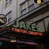 1224 old - food<br /> <br /> Jakes has been serving Portland since crawfish were invented.