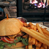1123 warmth - food<br /> <br /> How about cheeseburgers in front of the fireplace?  Am I getting warm?
