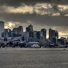 1213 the city<br /> <br /> Seattle ... seen from Gasworks Park.
