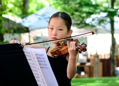 0731 Violin  Amos Lee's song.