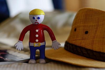 0906 Leaving Las Vegas  Mr Bill starts packing to head back to the sane, level-headedness of Portland.