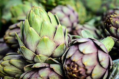 0812 Artichokes  The 1968 classic by Malvina Reynolds.  Let's all sing it together ....