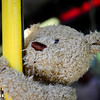 """0716 Teddy Bear<br /> <br /> The bus home was so crowded that even Theodore E. Bear had to stand.   Elvis would have been shocked.  <br /> <br /> <a href=""""https://www.youtube.com/watch?v=-n4kcvGS_Lk"""">https://www.youtube.com/watch?v=-n4kcvGS_Lk</a>"""
