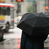 May 4, 2009<br /> <br /> Day 60 of 365<br /> <br /> Broad and Market<br /> <br /> The rain continues. So here's another umbrella shot.