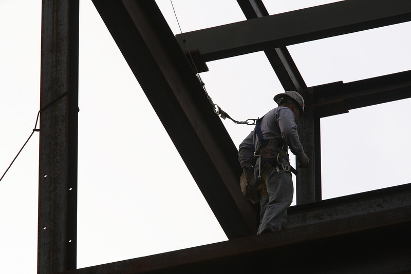 March 9, 2009<br /> <br /> Day 4 of 365<br /> Work on the National Museum of American Jewish History<br /> 5th and Market