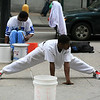 April 29, 2009<br /> <br /> Day 55 of 365<br /> <br /> 17th and Chestnut<br /> Dance Buckets