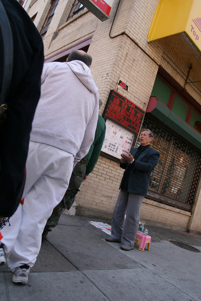 April 5, 2009<br /> <br /> Day 31 of 365<br /> Fortune?<br /> <br /> Chinatown<br /> 10th and Cherry