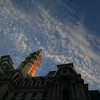 May 22, 2009<br /> <br /> Day 78 of 365<br /> Beautiful day and sky today. Here's a shot of city hall.