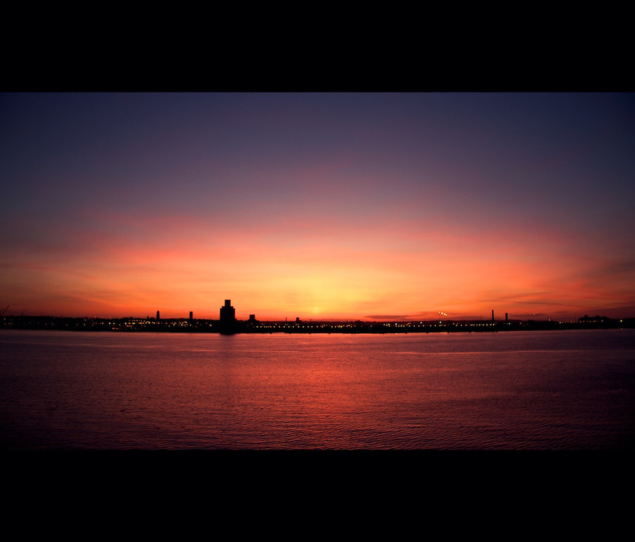 Across the Mersey
