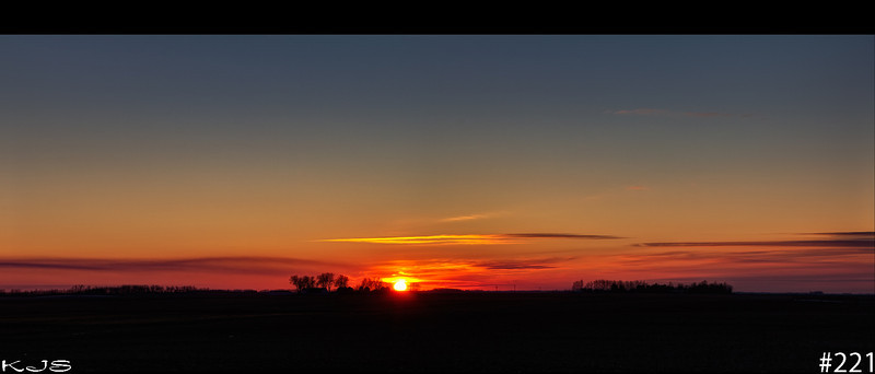 winter solstice<br /> Sunset for Dec 22nd 4:44pm, Sunset for Dec 23rd 4:45pm :-)