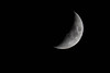 Moon<br /> Waxing Crescent 33% of Full