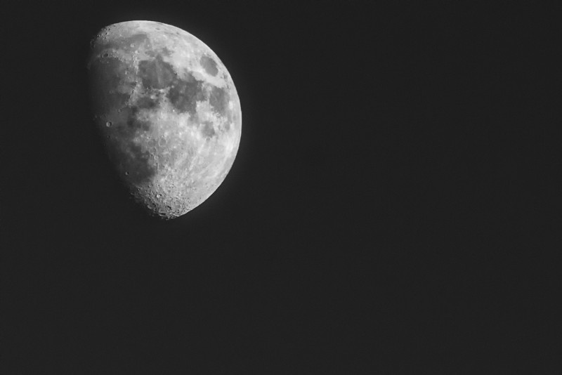 Moon<br /> Waxing Gibbous 72% of Full Buck Moon aka Thunder Moon aka Full Hay Moon which will be July 3rd. at 1:52pm CST