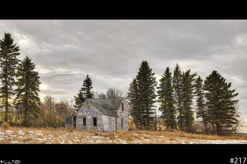 Home<br /> Dec 18th and temps reached near 40 in our area. It was a good day to get out and do some photography. Notice the very little snow in this old farm yard.