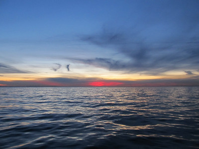 Davis sunset 2