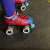 1023 round<br /> <br /> Round wheels of the Rose City Rollers/