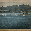 1014 common<br /> <br /> A sailing class is a regular scene on the river.