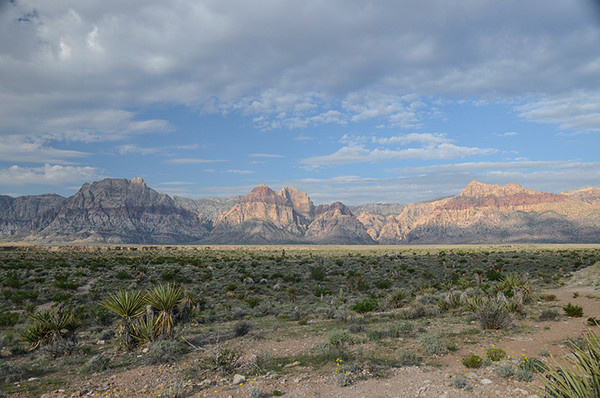 0905 wide angle  The 18mm end of my 18-200 got a workout today in Red Rock Canyon.  Thanks to forum friends Chas3stix and Mary for a wonderful tour.  Aside from the camaraderie, the scenery was all the lens could hold.