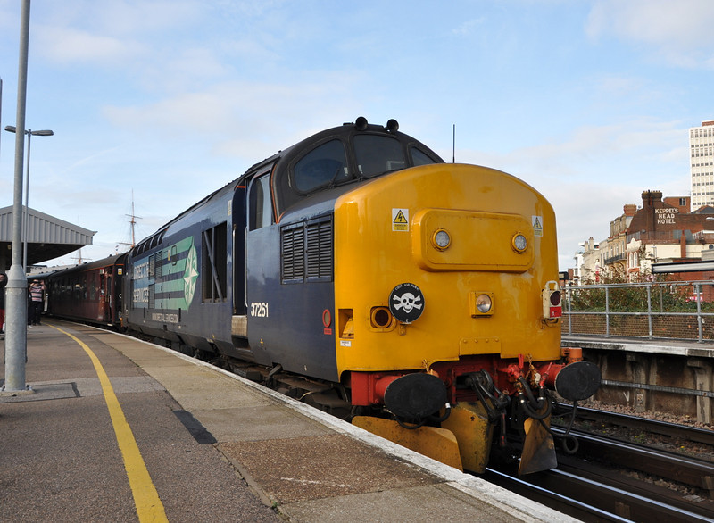 37261, Portsmouth Harbour.