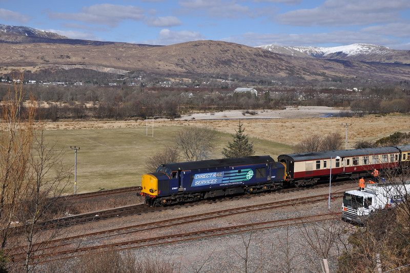 37607, Fort William. 30/03/13.