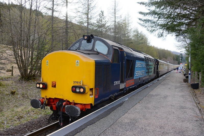 37610, Tyndrum Lower. 24/04/16.