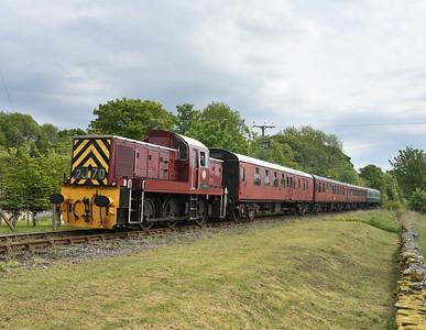 D9523, Harmby.