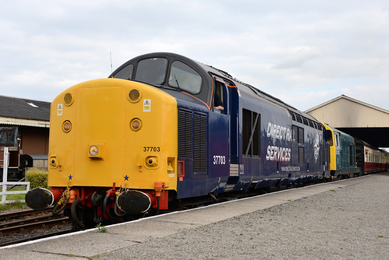 37703 and 20020, Bo'ness.