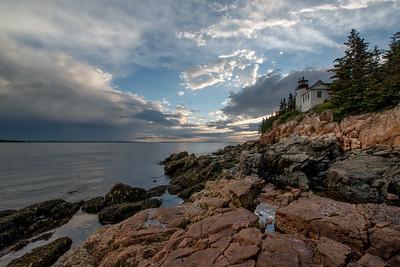 #751 Bass Harbor Head Lighthouse