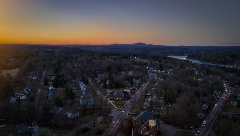 52 Weeks | 8 of 52<br /> One of my favorite aerial views of West Boylston