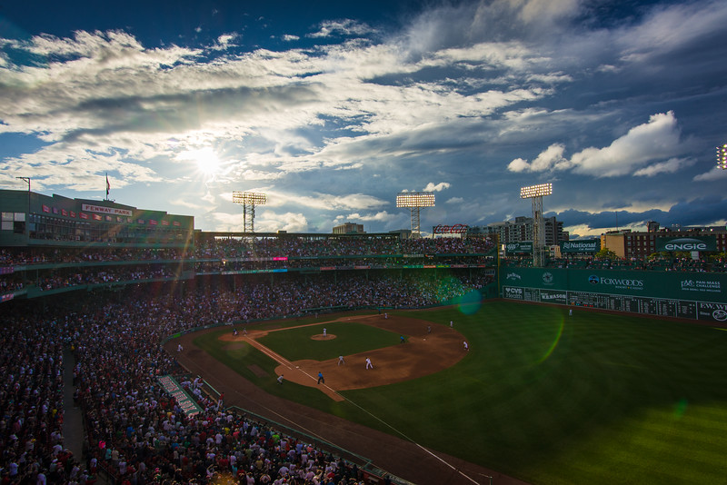 52 Weeks | 31 of 52<br /> It took me way too long to get back to Fenway Park this year.