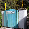 52 Private.  As we were staying at Portmeirion in Wales - a very photogenic place - we could pass through the Private/Preifat gates - this one was particularly well decorated.