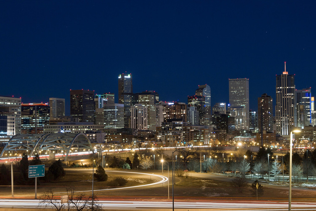 Week 3: Downtown Denver, CO