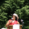 Dr. Debra Honeycutt Speaks at the Carroll County TEA Party