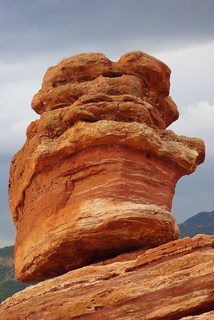 8/13/15 Garden of the Gods and Pikes Peak