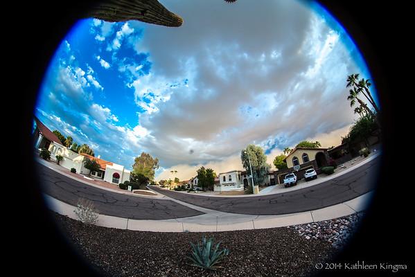 8mm Full-Frame Photography
